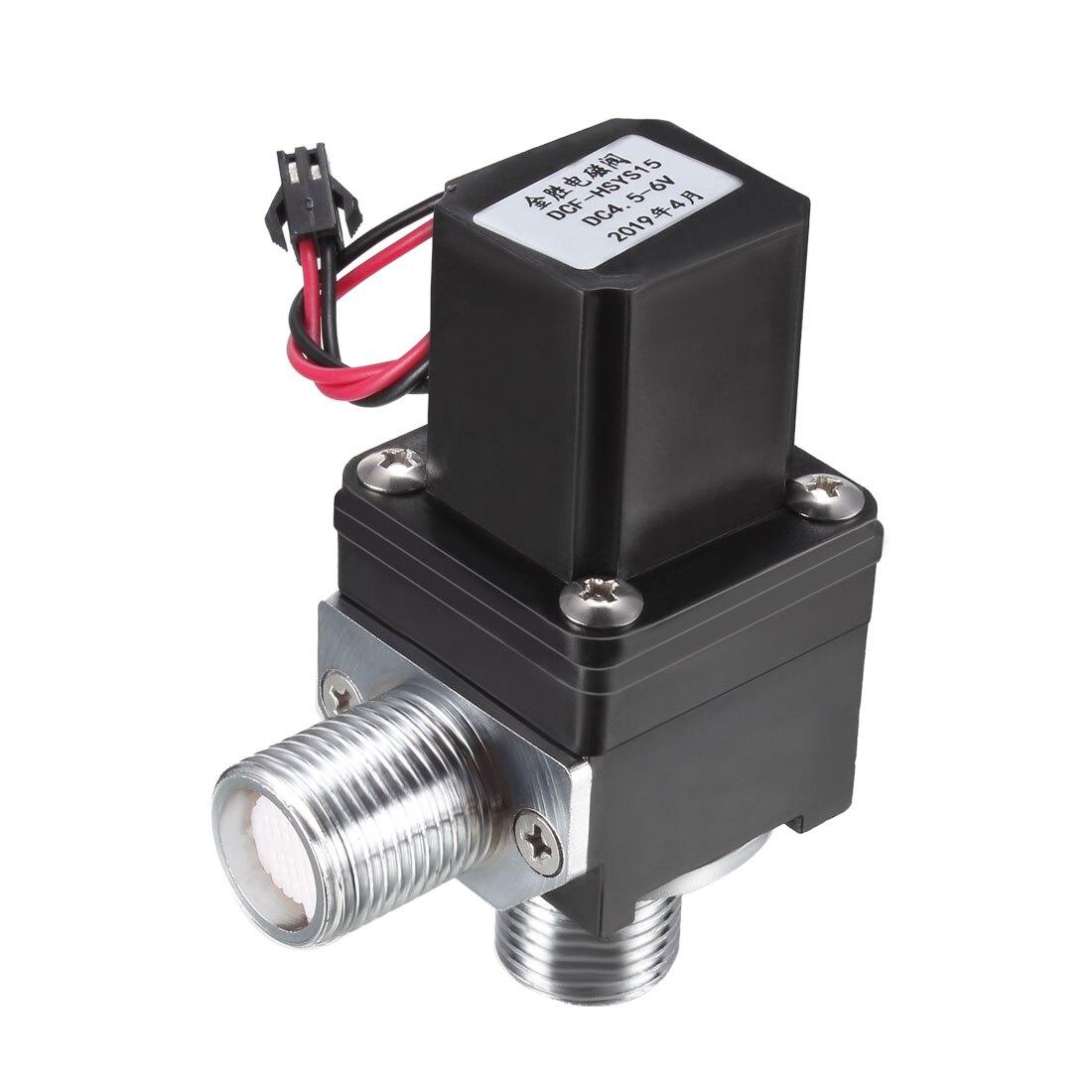 Uxcell Infrared Sensors Water Solenoid Valve G1/2