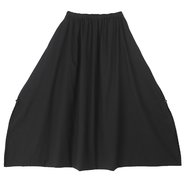 Harajuku Male Black Big Crotch Cross-pants Streetwear Mens Pants Harem Trouser Dance Split Skirt Hiphop Baggy Wide Legs 33