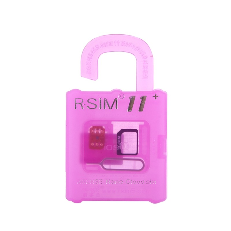 Suitable For R-SIM 11 Apple IPhone 7 & Amp; 6 & Amp; 5 & Amp; 5S SIM/TF Card