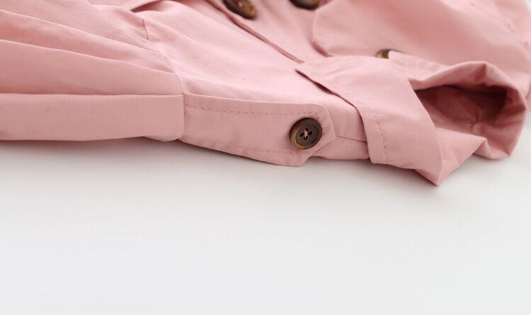 2019 jaqueta crianças meninas primavera outono nova