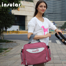 Single shoulder oblique multi-function mother-to-child bag large capacity outgoing waterproof mother