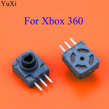 цена на YuXi Replacement Repair Parts ALPS LT/RT Button Trigger Switch for Xbox 360 wired / wireless Controller