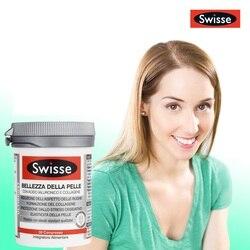 Австралия Swisse Bellezza делла Пелле Гиалуроновая кислота коллаген здоровые волосы ногти кожа Красота 30 таблетка здоровье диетическая добавка