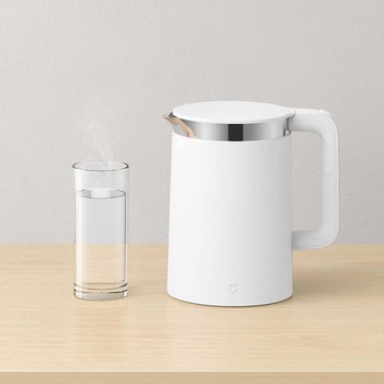 New XIAOMI MIJIA Electric Kettles Pro Kitchen Appliances Electric Water Kettle Teapot MIhome Smart Temperature Constant samovar 2
