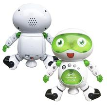 Boy Toy Kid Robot Boy Cool Toy Dazzling Robot Toy Funny Robot