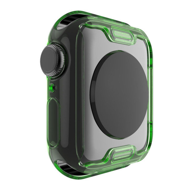 Colorful Screen Case for Apple Watch 3