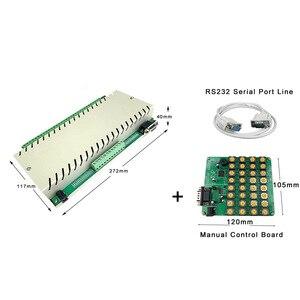 Image 4 - 32 + 6CH inteligentny dom przełącznik System automatyki moduł kontroler APP/PC pilot Alexa Ethernet 250V10A TCP IP przekaźnik Domotica