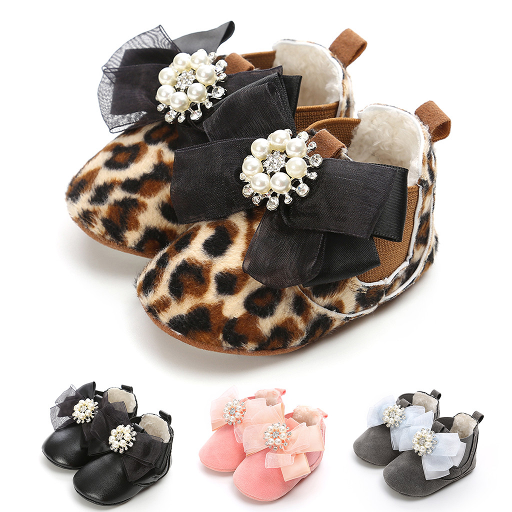 Baby Boots Infant Newborn Girls Boys Cartoon Shoes First Walkers Shoes Booties Pretty Shoes For Babies Модная детская обувь#2