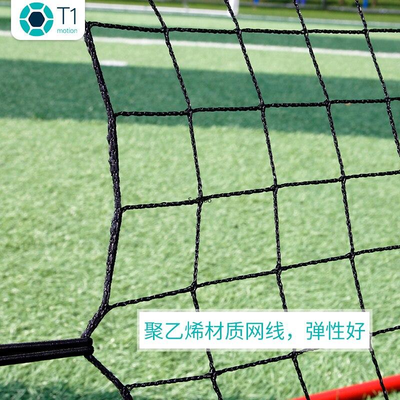 Футбол останавливающая сетка регулируемый прохождения съемки вспомогательный учебного оборудования останавливающая сетка Футбол тренир... - 4
