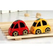 Дети мини поворот переворачивание новый автомобиль игрушки часовой механизм 1 шт. Рулон игрушка модель дети аксессуары