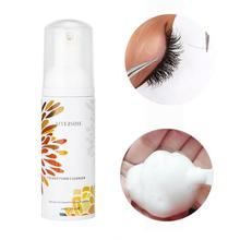 Eyelashes Cleaning Foam Mousse Lash Extension Cleanser No Stimulation Shampoo