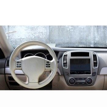 Автомобильный Стайлинг рулевое колесо кнопки управления круиз с подсветкой автомобиля Многофункциональная кнопка для Nissan Livina TIIDA SYLPHY 06-18