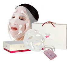 Face lifting Firming Mask Wrinkle Remove Anti aging No Clean face care Skin Rejuvenation Facial massage Beauty Mask USB Charging