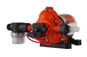 Image 3 - SEAFLO 3 Kammer Wasser Pumpe 12v 45PSI 3,0 GPM Selbstansaugende Marine Membran Pumpe Caravan Boot RV Camper 8,0 EIN