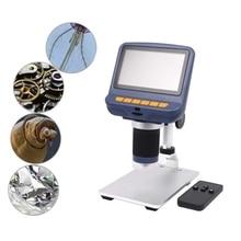 AD106 Desktop Mini Microscope 220X Magnification USB Digital