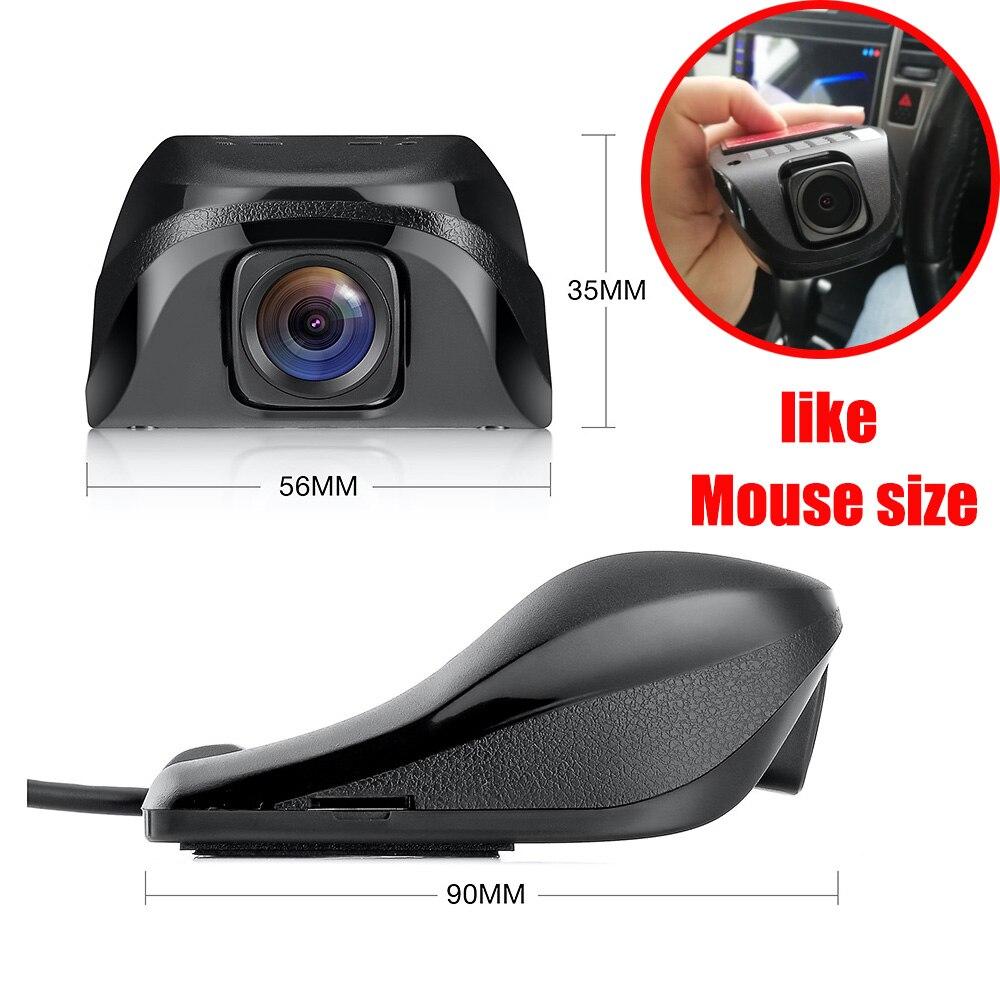 Image 3 - Car DVR Dash Cam USB dvr dash Camera Mini Portable Car DVR HD Night Vision Dash Cam Registrator Recorder For Android System-in DVR/Dash Camera from Automobiles & Motorcycles