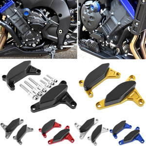 For YAMAHA Fazer FZ1 FZ1N FZ1S FZ8 N/S 2006-2016 Engine Stator Cover Guard Case Slider Crash Pad Frame Sliders Falling Protector(China)