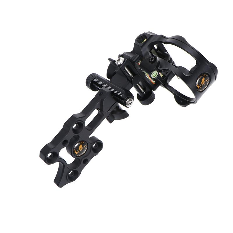 DB8150 Hunting Archery Bolts Compound Bow 5-Pin Bow Sight Quick Pull Sight Archery Equipment Bow And Arrow Equipment With Light