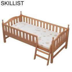 De Dormitorio Mobili Chambre Mobilya Hochbett Voor Peuter Hout Muebles Lit Enfant Slaapkamer Meubels Cama Infantil Kinderen Bed