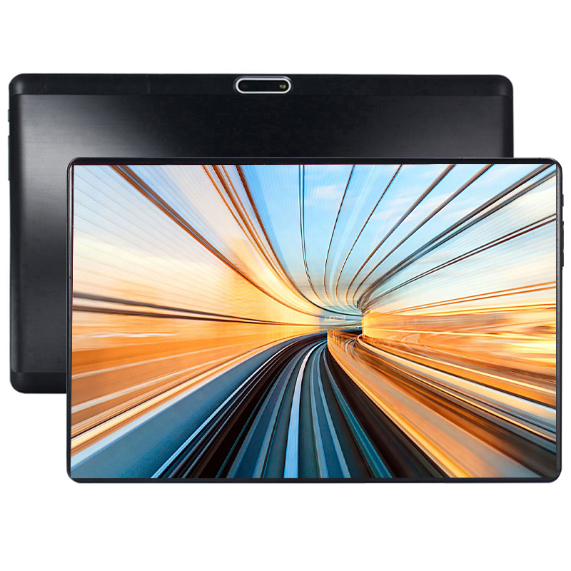 New 10 Inch 2.5 3G Phone Call Tablets Android 9.0 8 Octa Core 6G+64G Tablet Pc Dual SIM Card Laptop WiFi GPS Bluetooth Tab PC