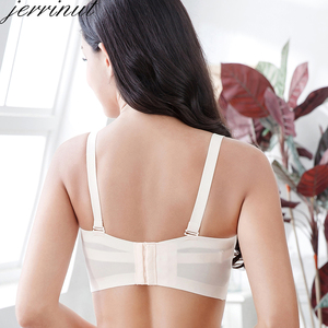 Image 3 - Jerrinut Push Up Bras For Women Underwear Invisible Strapless Bralette Plus Size Brassiere 5XL 6XL 7XL Soutien Gorge Femme