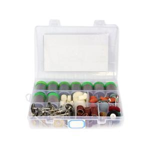Image 5 - 343 Pcs Schuren Disc Bit Set Mini Boor Rotary Tool Fit Dremel Slijpen, Carving, polijsten Tool Sets Elektrische Grinder Accessoires