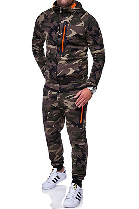 2019 Spring New Style Men Uniforms Camouflage Pants Beam Leg Sports Training Casual Gymnastic Pants