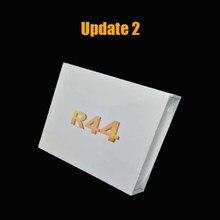 Transporte rápido wysiwyg r44 executar dongle update2 software interface de iluminação disco dj dmx luz estágio luz efeito