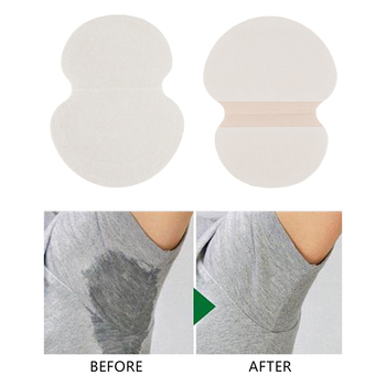 100/200pcs Armpits Sweat Pads For Underarm Gasket Dedicated Ultra-thin Sweat-absorbent Patch For Underarm Sweat Pad Absorb Sweat