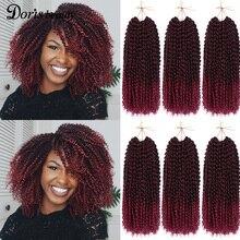 Doris Beauty Crochet Hair Marley Braid Hair