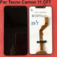 6,2 Full Lcd für Tecno Camon 11 CF7 LCD Display Touchscreen Digitizer Panel Montage für Tecno Camon 11 CF7 bildschirm Reparatur Teil