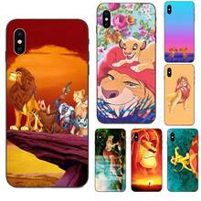 Foto Telefoon Geval Voor Xiaomi Redmi Note 3 3S 4 4A 4X5 5A 6 6A 7 7A k20 Plus Pro S2 Y2 Y3 Mom En Kid Lion King Nebula(China)