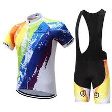Команда raphafui белый цвет короткий рукав мужская одежда летние профессиональные велосипедные майки велосипед MTB Спорт на открытом воздухе Ма...