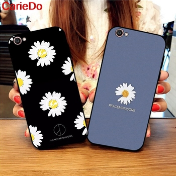 Carie-Daisy 3 Soft TPU Case Cover For Vivo Y71 Y83 Y81 Y51 Y93 Y97 Y91 Y95 V11i Z3i Z3 X21UD Z5X X27 V15 S1 Pro image