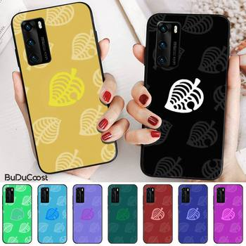 Benz Animal Crossing New Hori Riddle Phone Case for huawei p30 lite pro p20 lite p10 p smart plus z 2019 2018 image