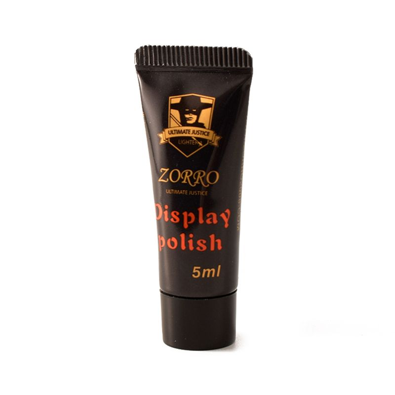 5ML Metal Jewelry Polishing Paste Scratch Repair Rust Removal Cleaner For Alloy Brass Gold Silver Jewelry Cleaning Paste