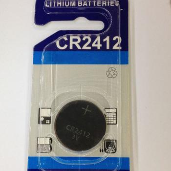 1 sztuk partia CR2412 2412 ogniwo monety 3V bateria litowa do kluczyka i tak dalej nowy oryginalny tanie i dobre opinie FALIWEI 100mah 24 5mm*1 2mm Li-ion