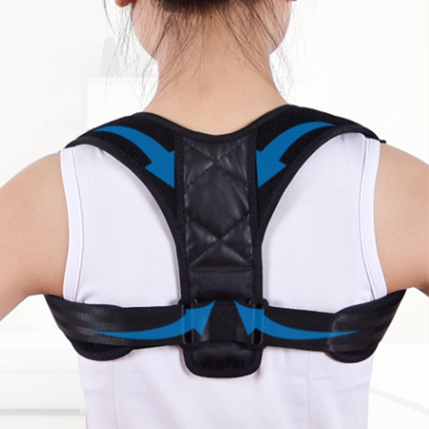 Back Brace Posture Corrector Shoulder Posture Correction Back Pain Reliever Back Shoulder Posture Correction Clavicle Support
