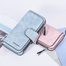 2019 Leather Women Wallets Tassel Wallet Women Long Cute Wallet Zipper Portefeuille Female Purse Clutch Cartera Mujer
