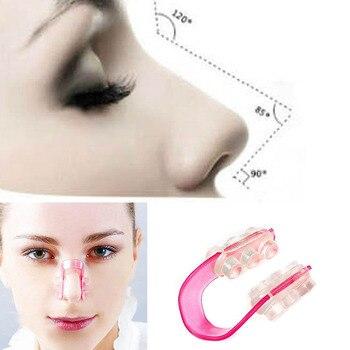 Pinzas para levantar la nariz en forma de puente, 1 uds., pinzas para la nariz, herramienta de belleza