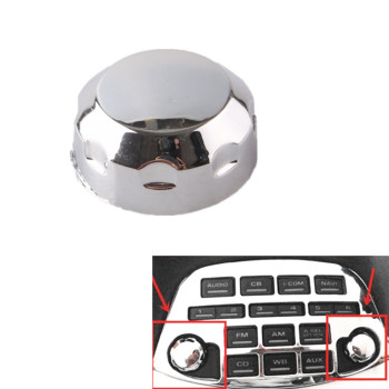 Chrome Fairing Switch For Honda Goldwing GL1800 2001-2011 2002 2003 2004 2005 2006 2007 208 2009 2010 image