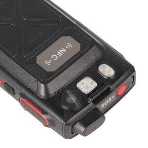 Image 4 - UNIWA A19S IP68 Walkie Talkie Radio 3GB 32GB 4800mAh 3 inch Touch Dual SIM 16MP Camera POC Zello Night Vision LED NFC SOS 4G LTE