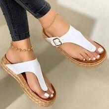 Letnie sandały damskie brytyjskie modne klapki Cork Trend mężczyźni kobiety klapki kapcie na zewnątrz 2021 Trend buty sandały damskie
