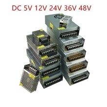 Beleuchtung Transformatoren DC 12V 24V 36V 48 V Netzteil Adapter 12 24 36 48 V 3A 5A 6A 8A 10A 15A 20A Led-treiber LED Streifen Labor