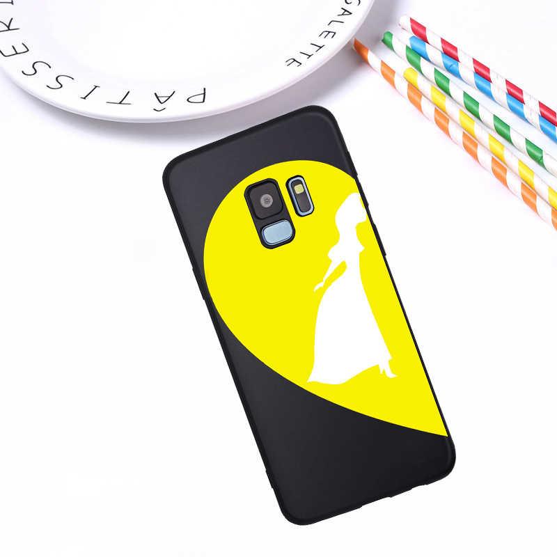 Couple d'amour pour Samsung Galaxy S11 Plus S11e Xiao mi 9T rouge mi Note 5 6 7 8 K20 Pro Honor 8S 8A coque de téléphone coque funda silicone