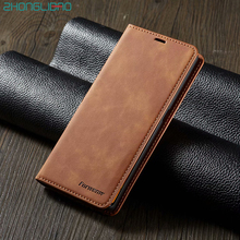 Magnetic Leather Case For Huawei P40pro