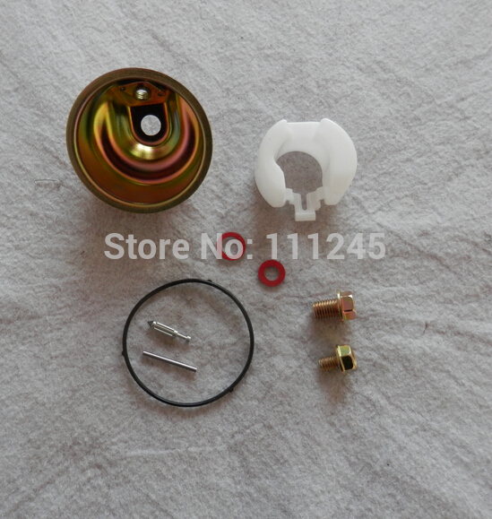 CARB REPAIR KIT FOR HONDA GX160 GX200 GXV160 BOWL FLOAT PIN SCREW DRAIN WASHER NEEDLE VALVE O RING CARBURETOR OVERHAULT REBUID