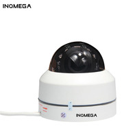 INQMEGA WIFI IP Camera ONVIF P2P Day Night Vision Security Camera PTZ 4X Optical Zoom Speed Dome IP Kamera App V380
