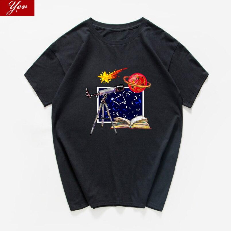 Sarcastic astronomy Espacio sky T Shirt men Science cool summer streetwear cotton Tshirt men Funny geek Tee shirt homme harajuku