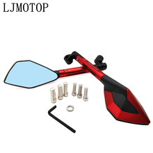 Motorcycle Mirrors S1000XR R1200ST Side-Rearview-Mirrorscnc for BMW R1200s/R1200st/S1000r/..